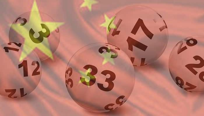 china lottery sales decline